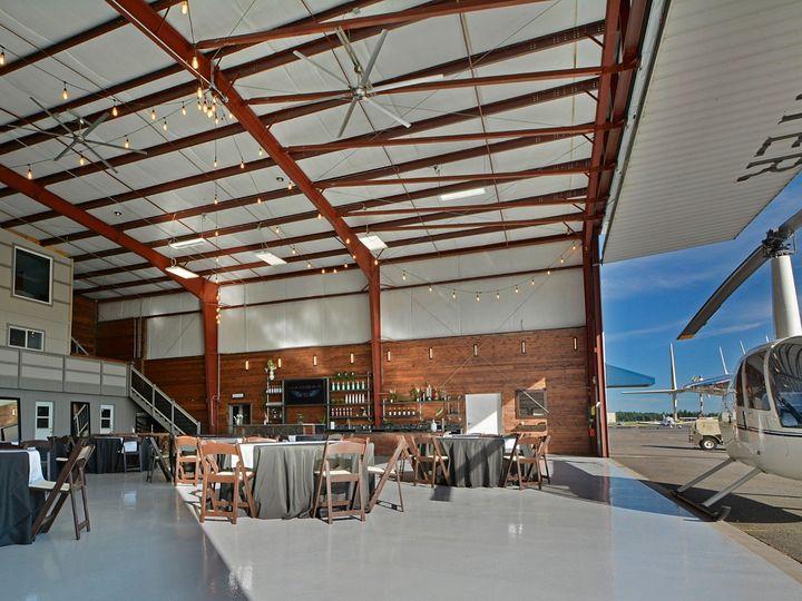 Tmx 1673 Hangar 51 Helo Front Mres 51 1972113 159423744318267 Olympia, WA wedding venue