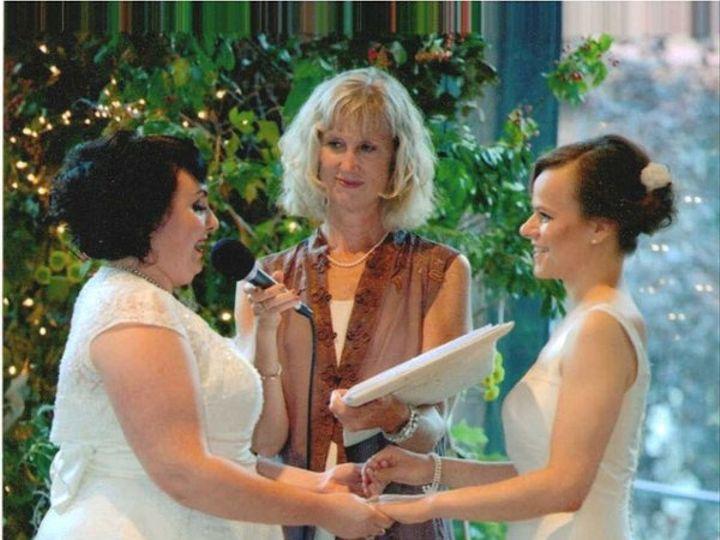 Tmx 1316794329484 NinaandZoe2 New York, NY wedding officiant