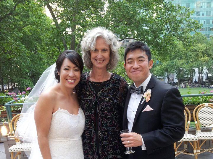 Tmx 1381536072200 Sabrina And Tad 5 26 13 New York, NY wedding officiant
