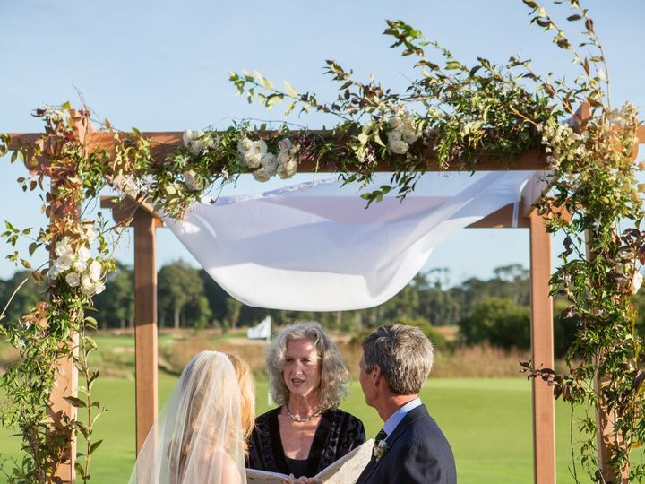 Tmx 1486061083392 Jaynie And Kevin Under Chuppah New York, NY wedding officiant