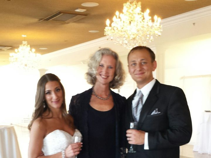 Tmx 1486061186141 Meghan  Jeff 10 4 15 New York, NY wedding officiant