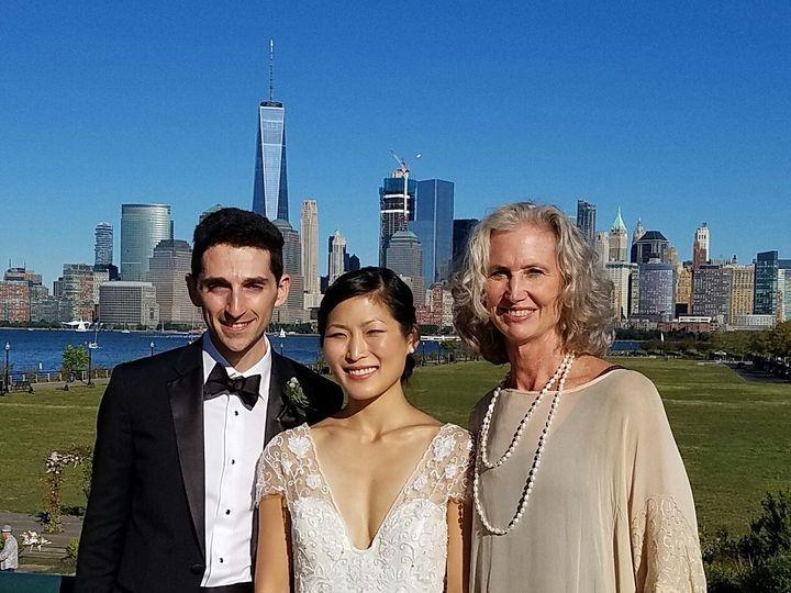 Tmx 1486061213187 Tina  Mark 9 25 16 New York, NY wedding officiant