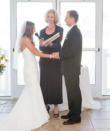 Tmx 1486061355746 Meghan  Jeff Big View New York, NY wedding officiant