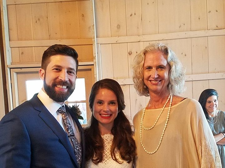 Tmx 1510893064767 Blair And Jamie 9 30 17 New York, NY wedding officiant