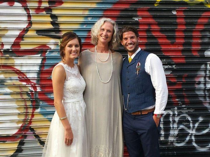 Tmx 1529567050 934a242e5c8b8845 1486061260948 Steph And John 8 29 15 New York, NY wedding officiant