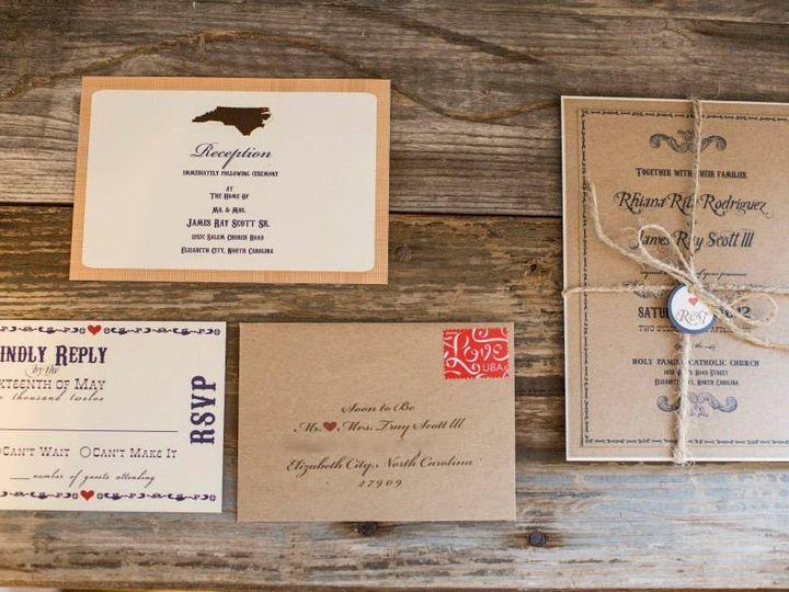 Tmx 1375743604693 1002073654221591274616879990524n Egg Harbor Township, NJ wedding invitation
