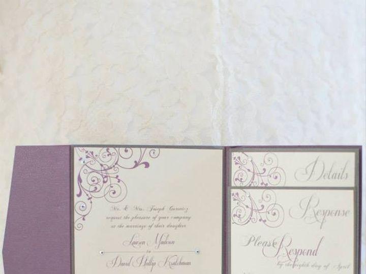 Tmx 1375743637545 1017078654222374607871502479806n Egg Harbor Township, NJ wedding invitation