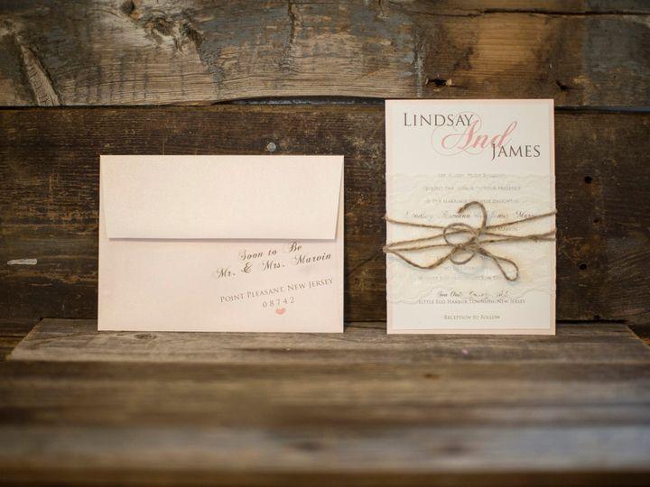 Tmx 1375743663478 10524776601827506785001324919854o Egg Harbor Township, NJ wedding invitation