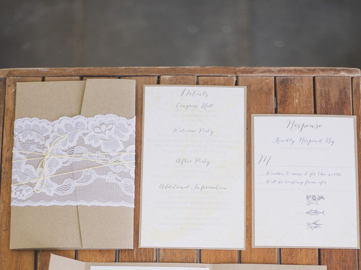 Tmx 1452098352505 051600028 Egg Harbor Township, NJ wedding invitation