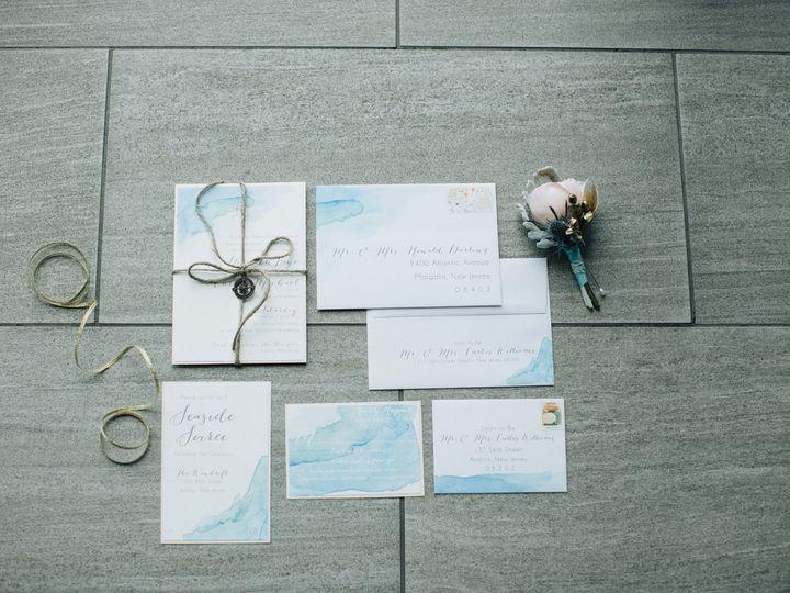 Tmx 1452098459080 Justbelenoued019 Egg Harbor Township, NJ wedding invitation