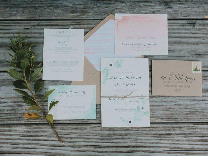 Tmx 1452098639027 109786889974119569555767477364048486116082n Egg Harbor Township, NJ wedding invitation