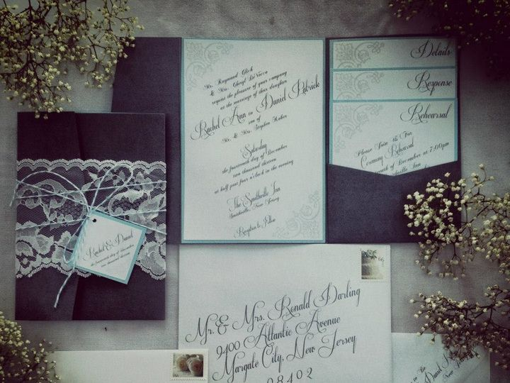 Tmx 1452098648345 109247469974120102889041035808824336143174n Egg Harbor Township, NJ wedding invitation