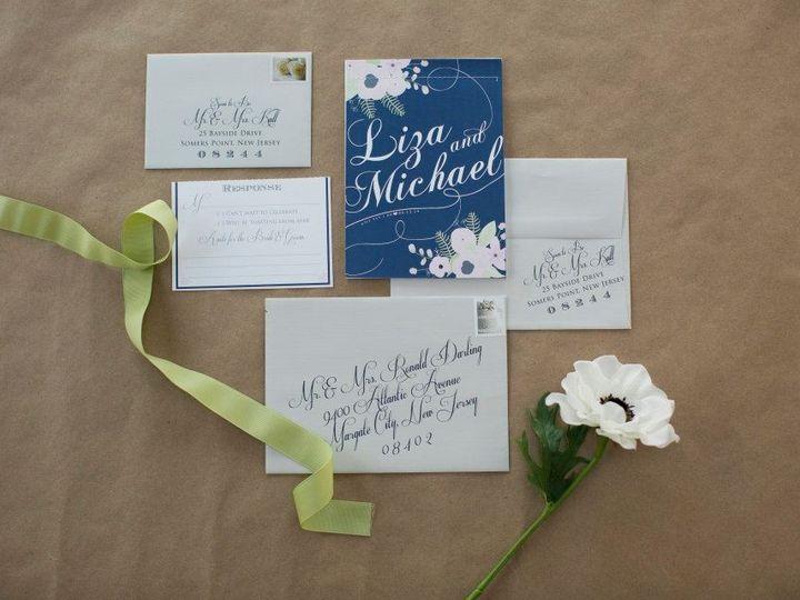 Tmx 1452098660241 1113380610384484161852637992509915874309485n Egg Harbor Township, NJ wedding invitation