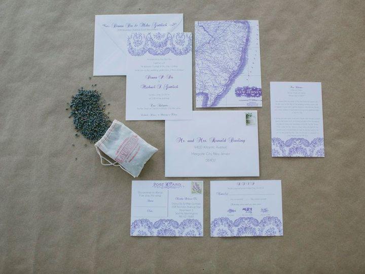 Tmx 1452098686178 1098695510384484061852644989258094929269095n Egg Harbor Township, NJ wedding invitation