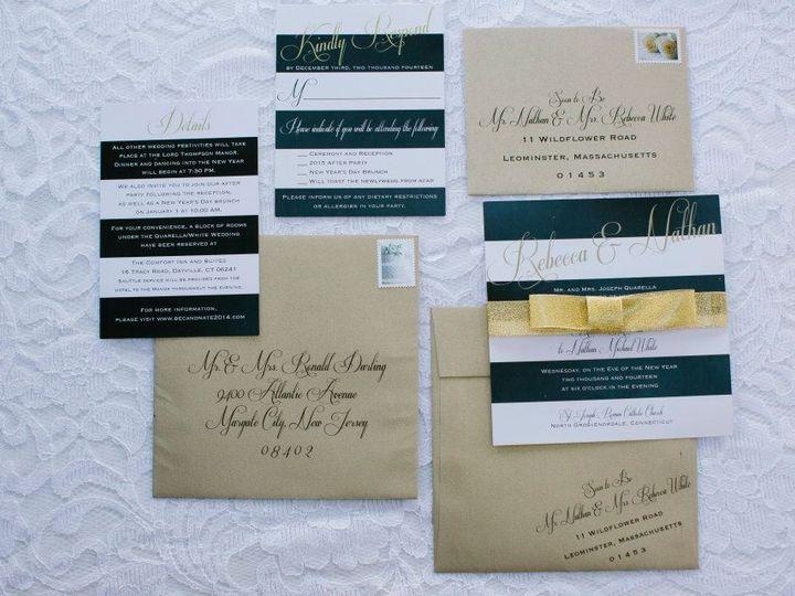 Tmx 1452098704021 1110268710384484695185913023273927406281024n Egg Harbor Township, NJ wedding invitation