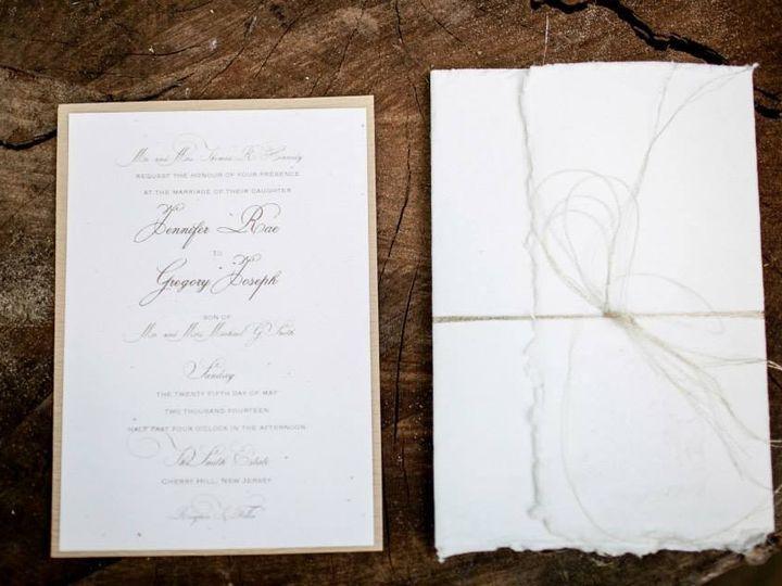 Tmx 1452098731172 1111341610384495995184785900558314018008286n Egg Harbor Township, NJ wedding invitation