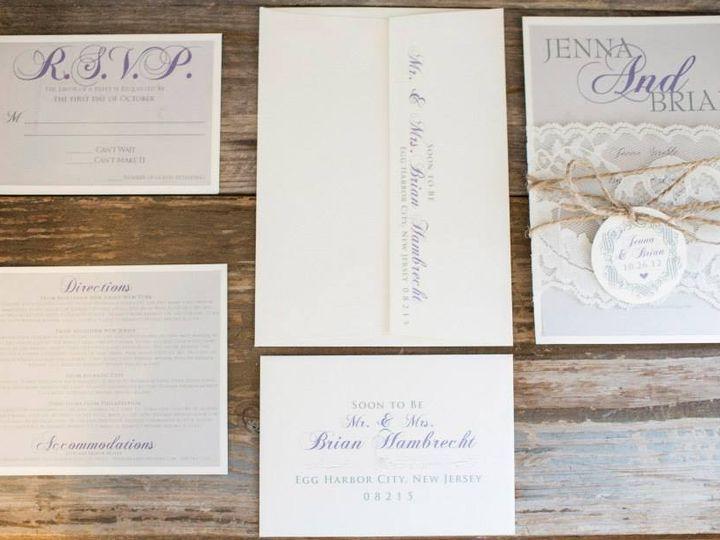 Tmx 1452099101001 10028326542215812746171820424006n Egg Harbor Township, NJ wedding invitation