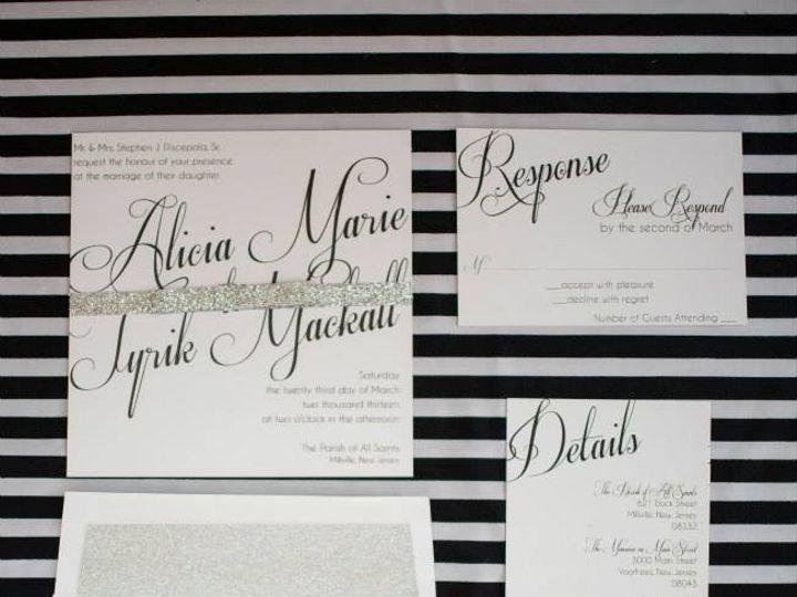 Tmx 1452099121771 1013909654221721274603574335547n Egg Harbor Township, NJ wedding invitation