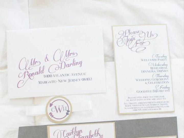 Tmx 1452099127109 10440696542218712745881664453908n Egg Harbor Township, NJ wedding invitation
