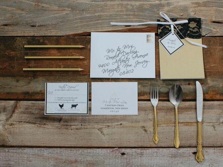 Tmx 1452099170132 1618454791332817563492441178648n Egg Harbor Township, NJ wedding invitation