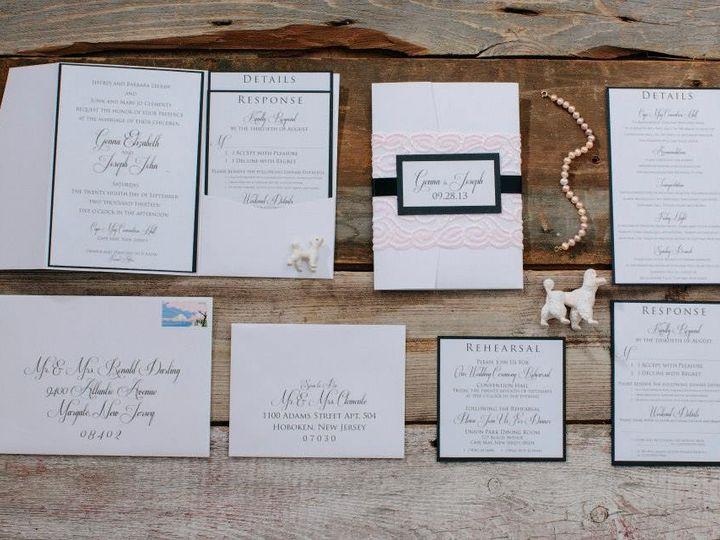 Tmx 1452099181256 19820557913328342301571976058674n Egg Harbor Township, NJ wedding invitation