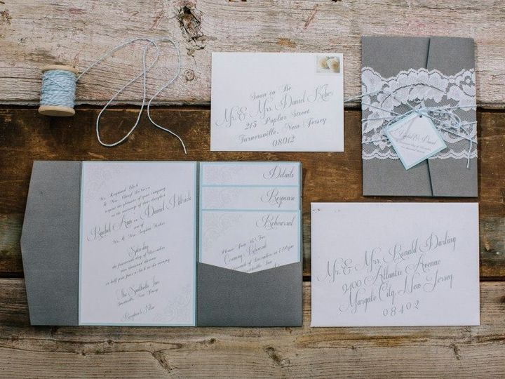 Tmx 1452099198084 19477627913328808968191302479668n Egg Harbor Township, NJ wedding invitation