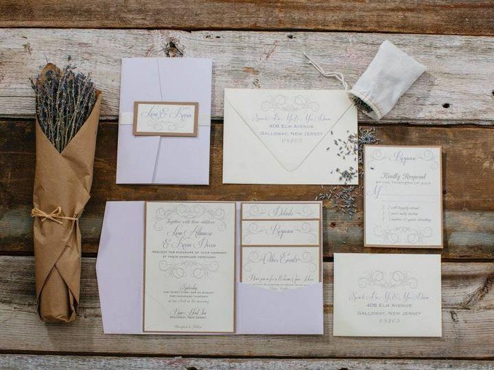 Tmx 1452099220144 1013244791332930896814854815030n Egg Harbor Township, NJ wedding invitation