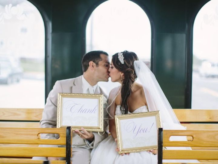 Tmx 1452099357010 1140097810738471926453851534673773653325131n Egg Harbor Township, NJ wedding invitation