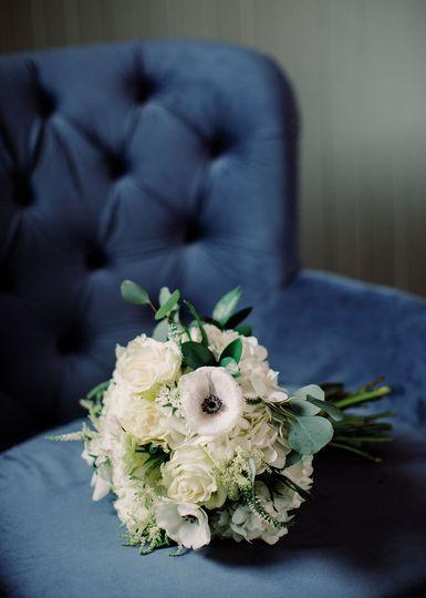 Bridal bouquet | Lindsey Cash Photography