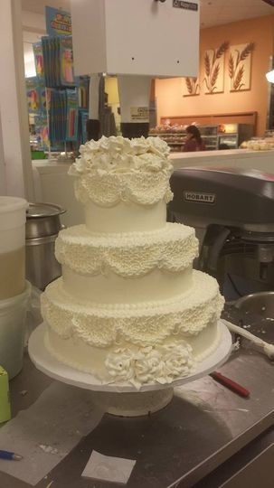 Cakes By Love Wedding Cake Saint Cloud FL WeddingWire - Wedding Cakes Hobart