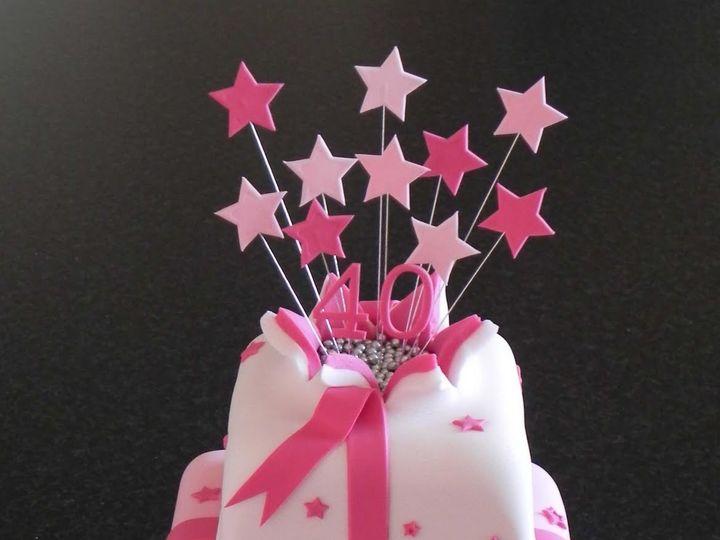 Tmx 1417478733785 Birthdaypic Saint Cloud wedding cake