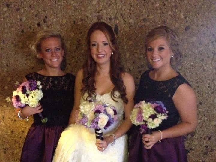 Tmx 1467215698403 3 Iowa Roommates On Heathers Wedding Day Nashotah, WI wedding venue