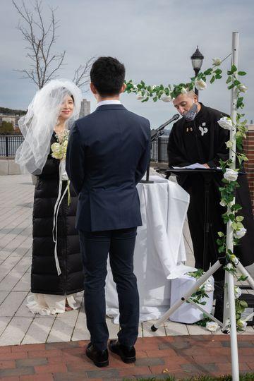 Weehawken Wedding