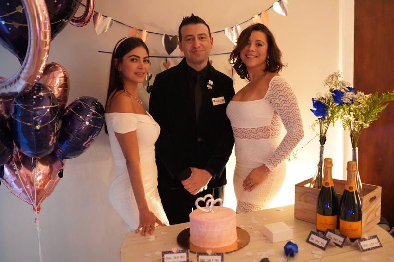 Aline's Wedding | 2.12.21
