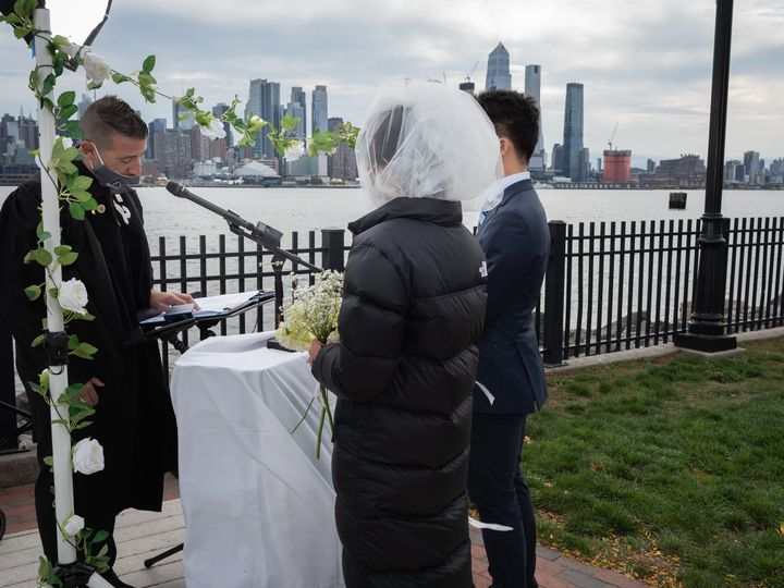 Tmx  Dsc6762 51 1993113 160469228463510 North Bergen, NJ wedding officiant