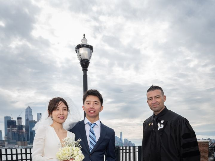 Tmx Weddingcover 51 1993113 160469234636872 North Bergen, NJ wedding officiant