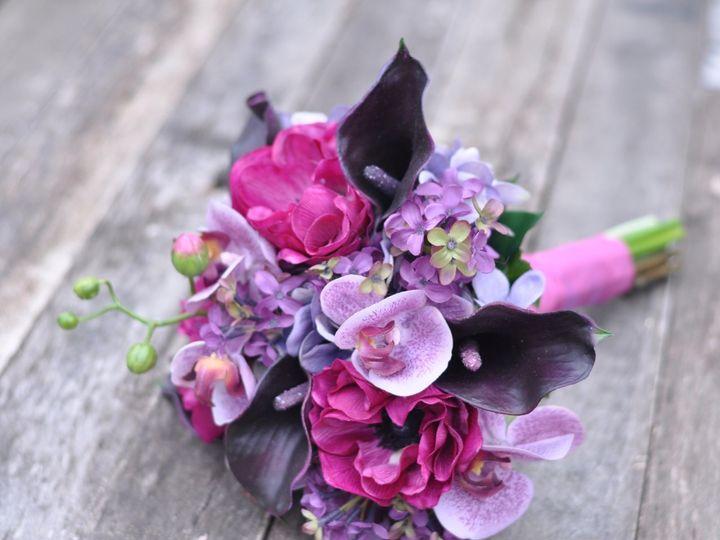 Tmx 1454789774686 Eggplant Orchid Anemone   1 Wayne wedding florist