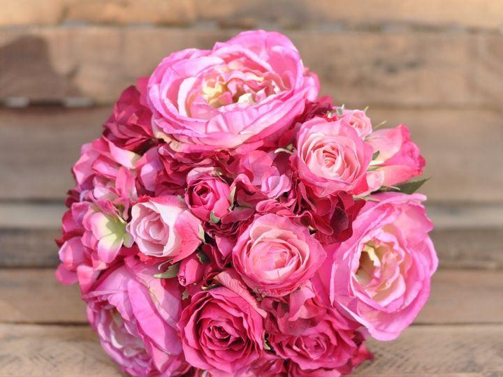 Tmx 1454789782023 Fuchsia Cabage Rose Hydrangea   1 Wayne wedding florist