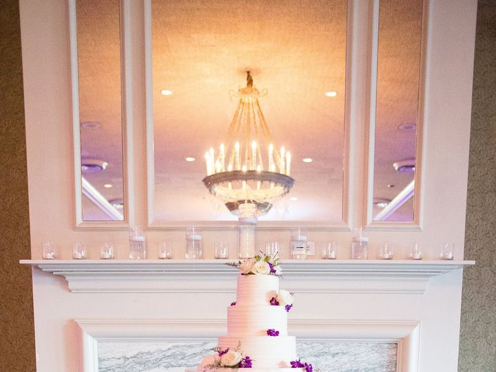 Tmx 1455737884606 Cristi Ryan Wedding Reception Cake Table Greensboro, NC wedding venue
