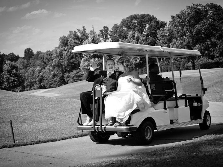 Tmx 1455738113216 On Valet Cart Bw Greensboro, NC wedding venue