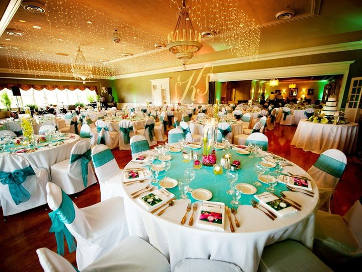 Tmx 1455738128815 Ballroom Corner Shot Greensboro, NC wedding venue