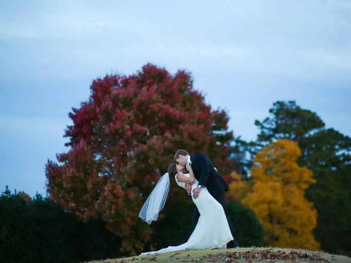 Tmx 1455738300878 Blanford Krasicky Reception   Outdoor Dip Shot Greensboro, NC wedding venue
