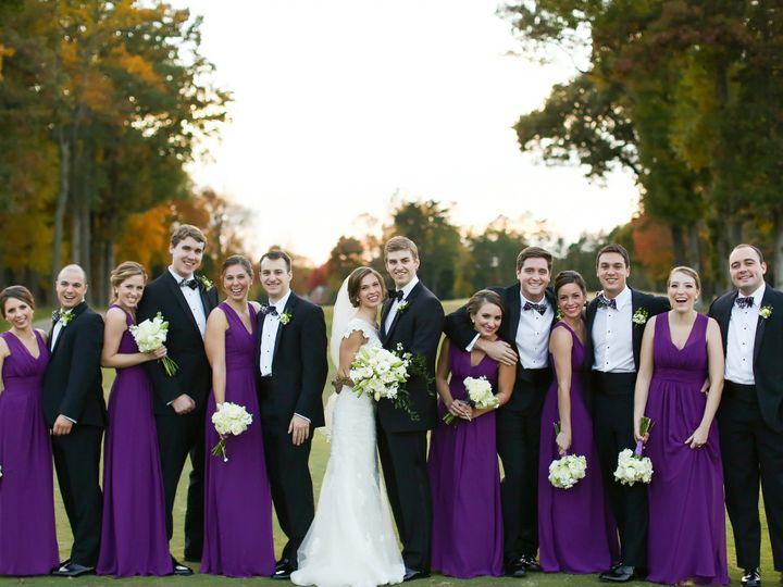 Tmx 1533577699 0805ef8748c756a7 1455738339897 Blanford Krasicky Reception   Outdoor Group Shot Greensboro, NC wedding venue