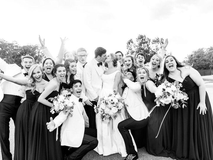 Tmx Burgess Bridal Party On Course 2 51 544113 158515306220462 Greensboro, NC wedding venue