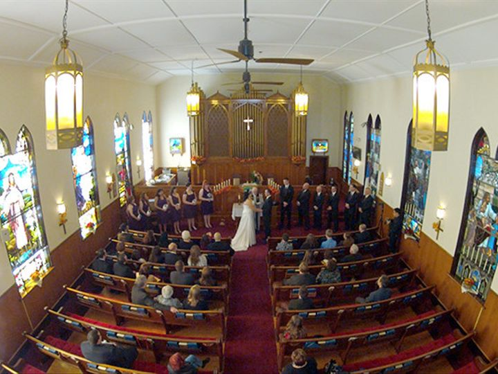 Tmx 1380220054135 Gopro Church New City wedding videography