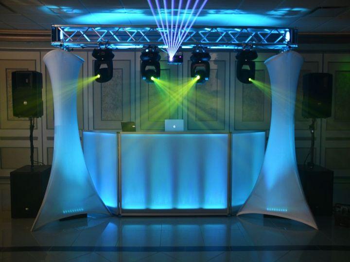 Tmx 1460679723543 Dj Facade With Truss Lights Bensalem wedding dj