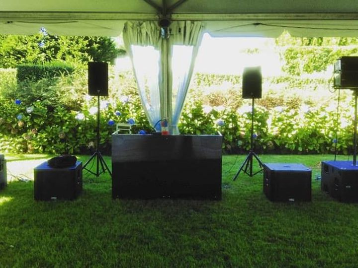 Tmx 1508843983016 Out Door Set Up Bethlehem, PA wedding dj
