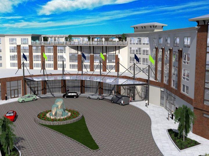 Tmx Silver Cloud Court Yard 51 1895113 158223876611317 Ruston, WA wedding venue