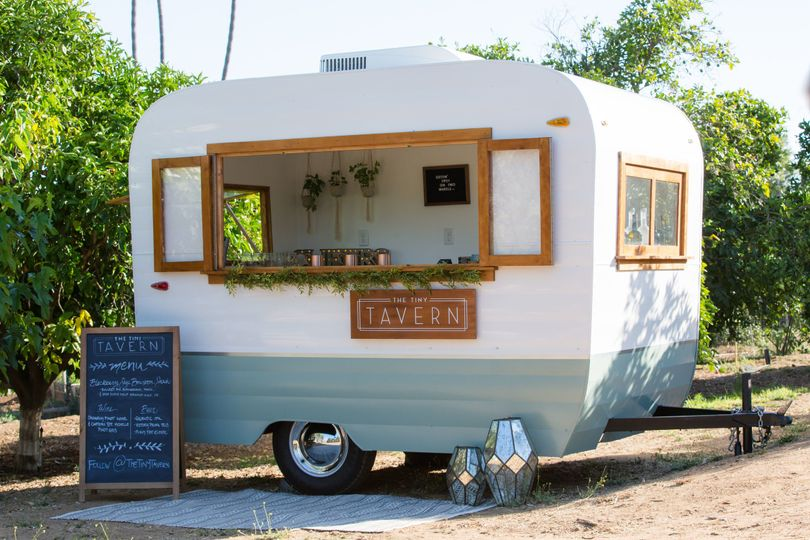 A fun and unique mobile bar