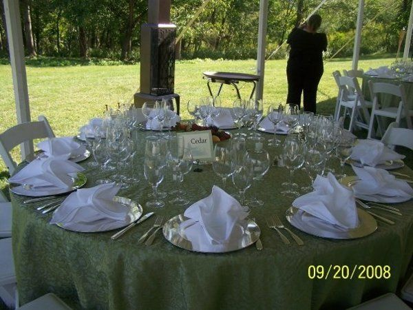 Wedding at Private Residence in West Virginia